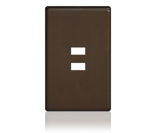 FP - Rptouch Softline Metal 1-G 2-BTN Oil-Rubbed Bronze