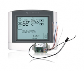 Vantage Universal Thermostat including a CC-WLINT
