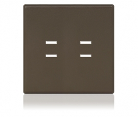 FP - Finetouch Softline Plastic 2-G 2X2 Brown